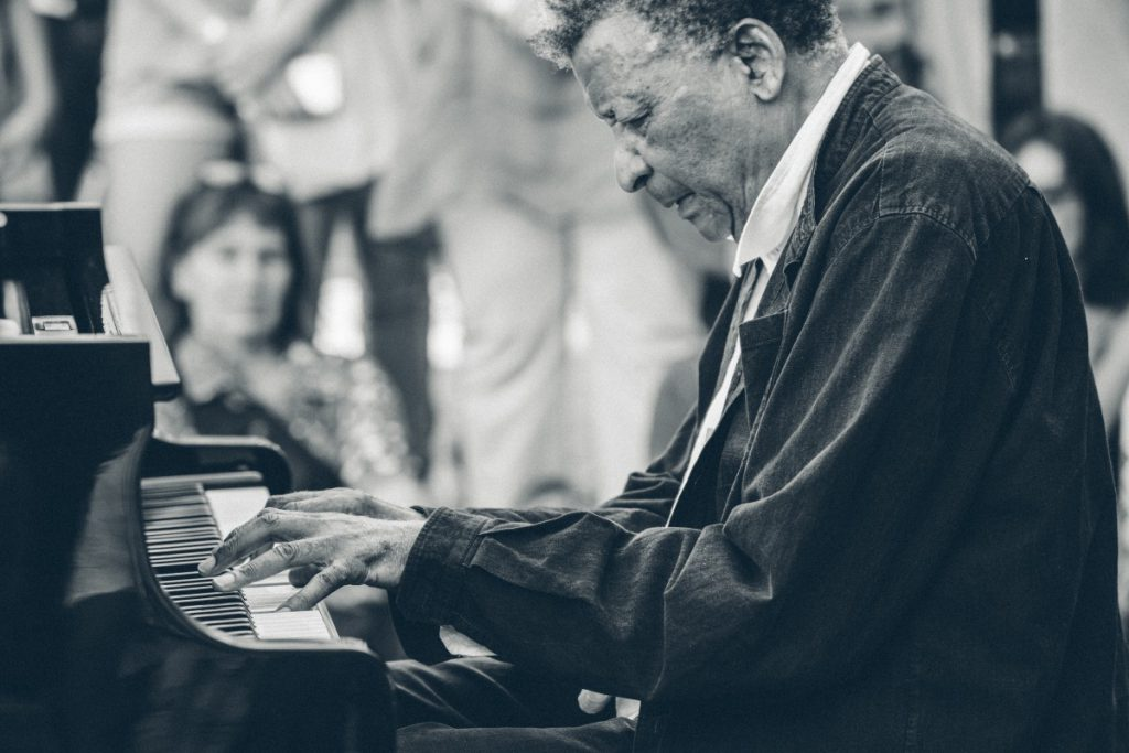 Black Major Abdullah Ibrahim Spotlight