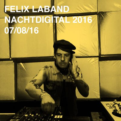 Black Major Felix Laband Nachtdigital Set