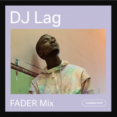 Black Major DJ Lag The Fader Mix Interview