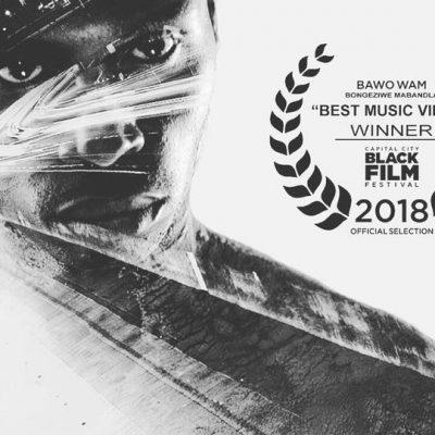 Black Major Bongeziwe Mabandla Bawo Wam Capital City Black Film Award