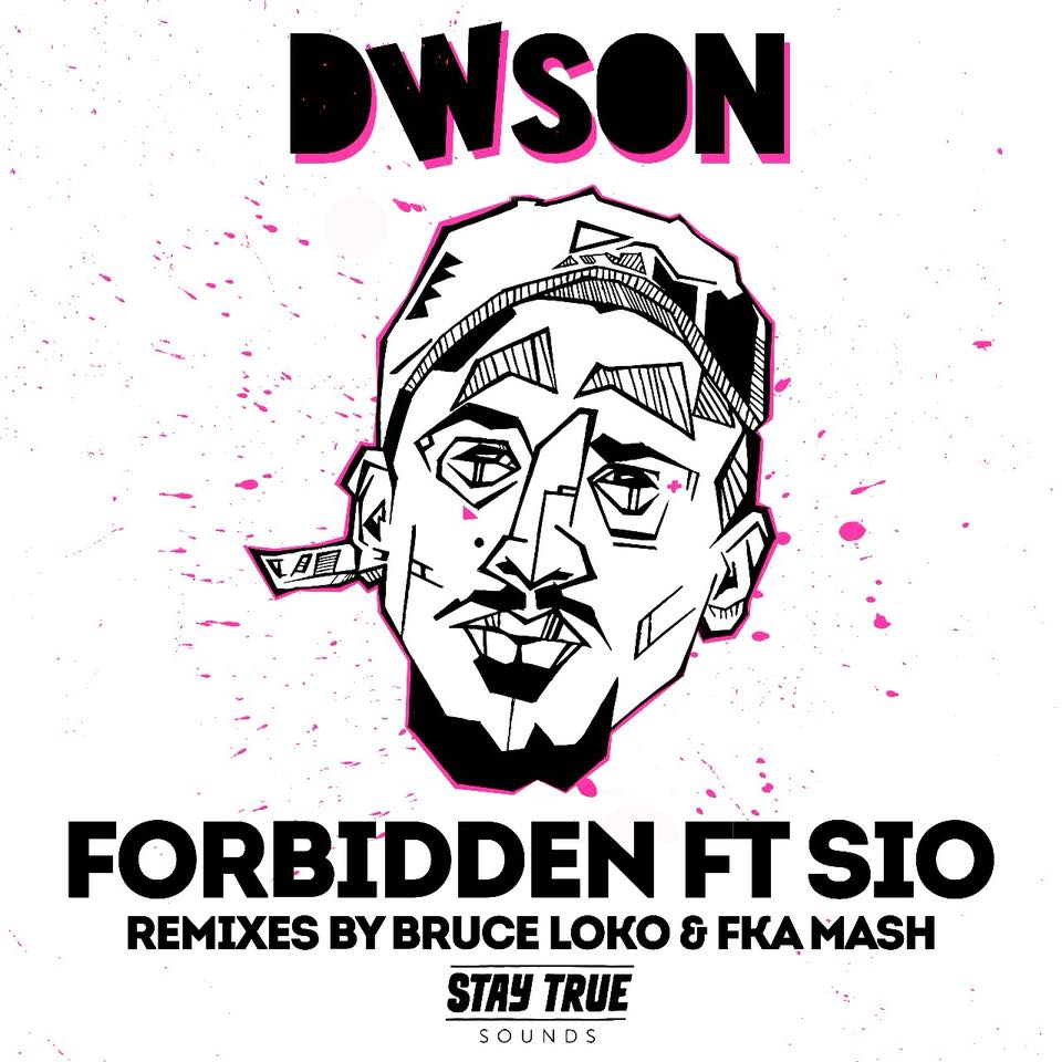 dwson sio remix forbidden cover art black major