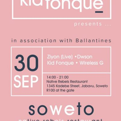 kid fonque soweto