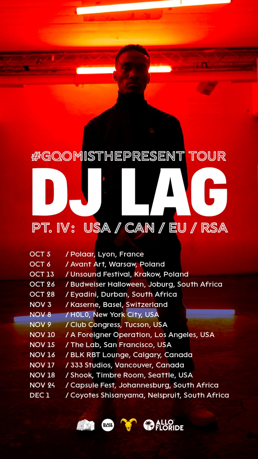 dj lag part 4 tour