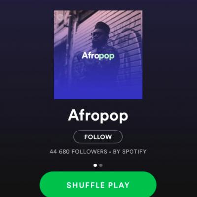 blinky bill spotify afropop