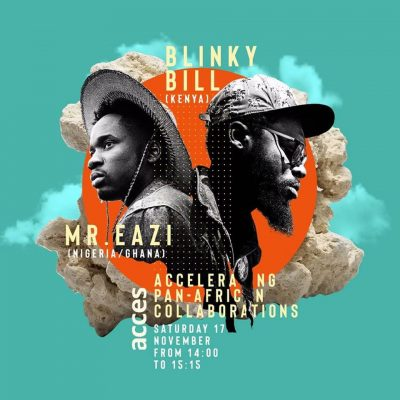 blinky BILL MR eazi ACCES 2018