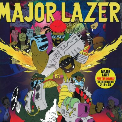 MAJOR LAZER BUMAYE