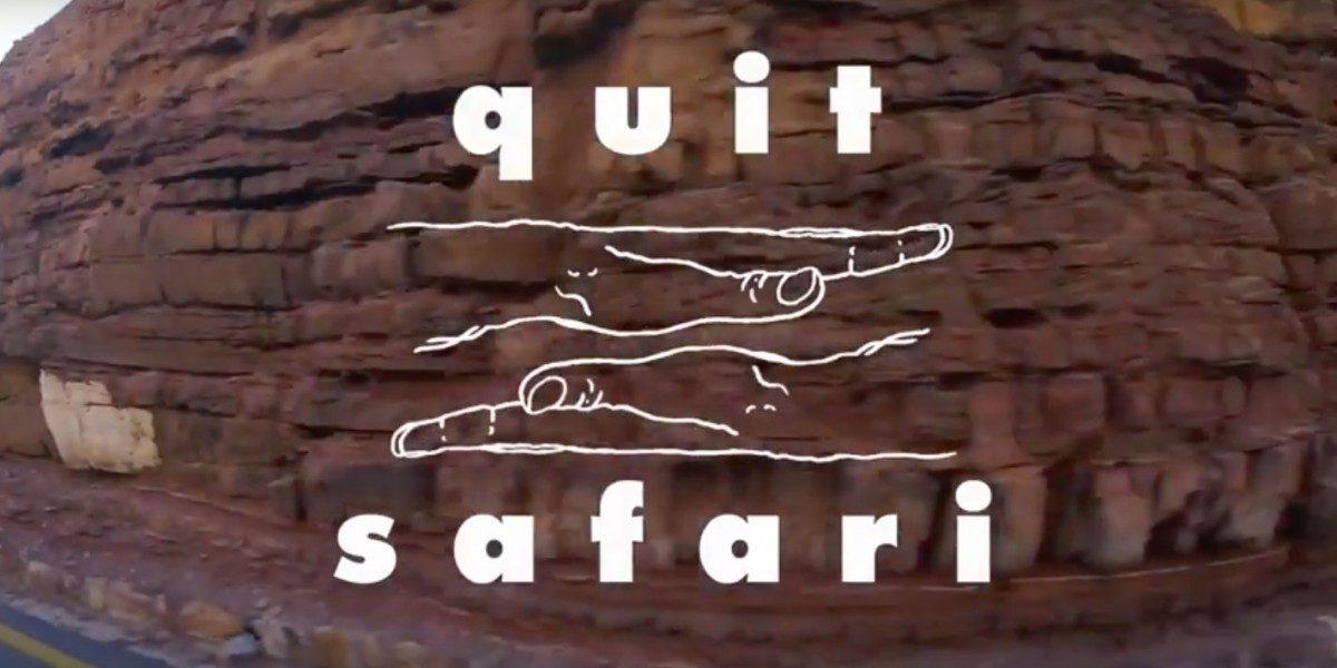 Black Major Quit Safari X Rival Consoles SA Tour